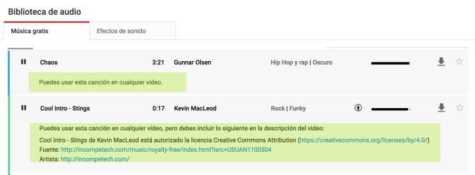 Música gratis para tus videos (Youtube) | Blog de Viko